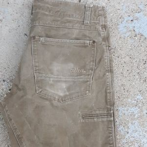 Kuhl vintage patina dye pants Size 34 x 30 coyote